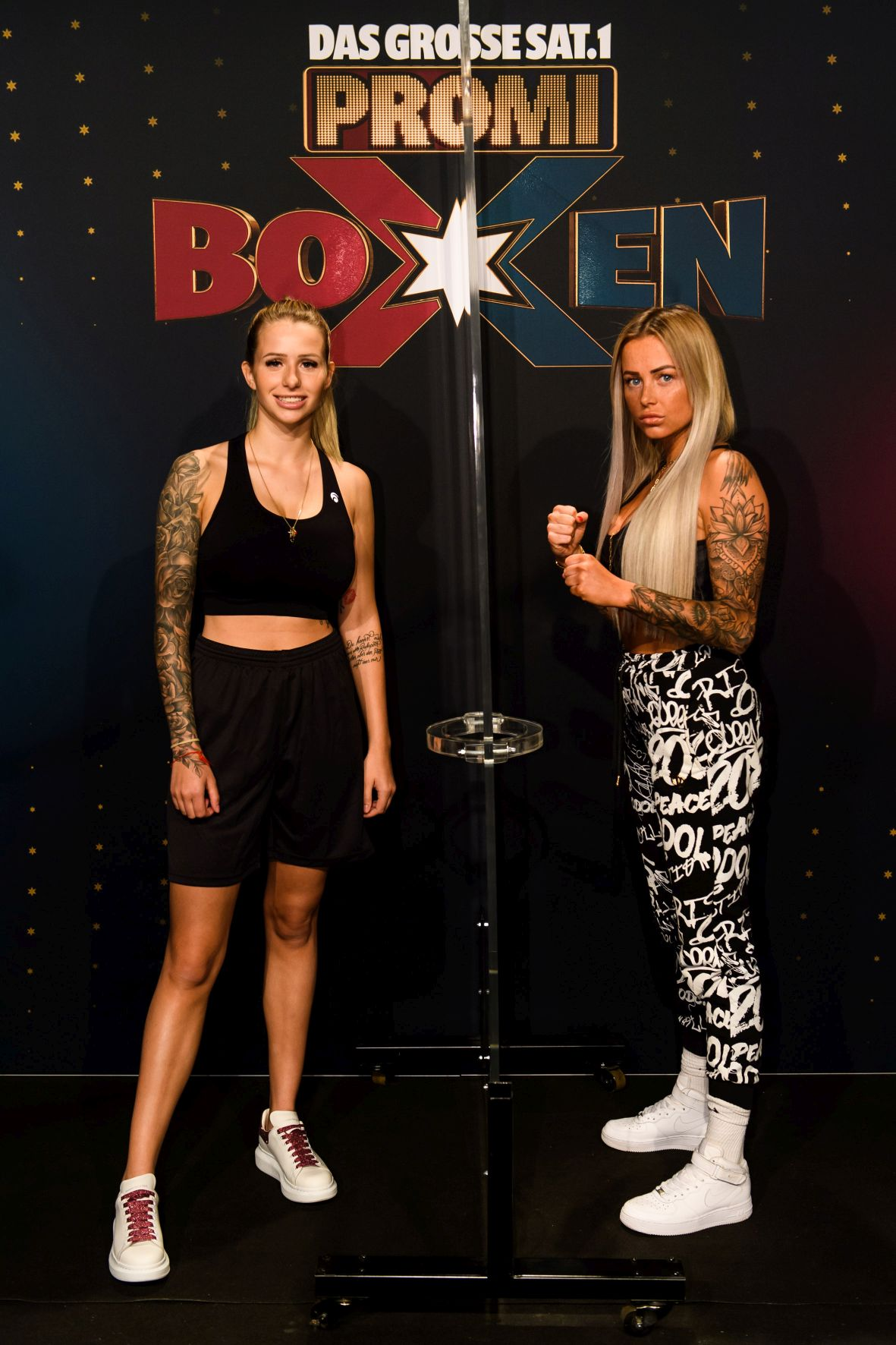 Promiboxen 2020 - Carina Spack vs. Jade Britani Übach