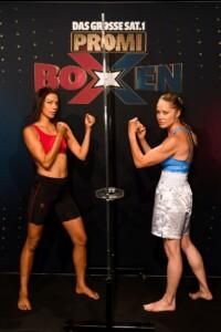 Promiboxen 2020 - Gisele Oppermann vs. Doreen Dietel