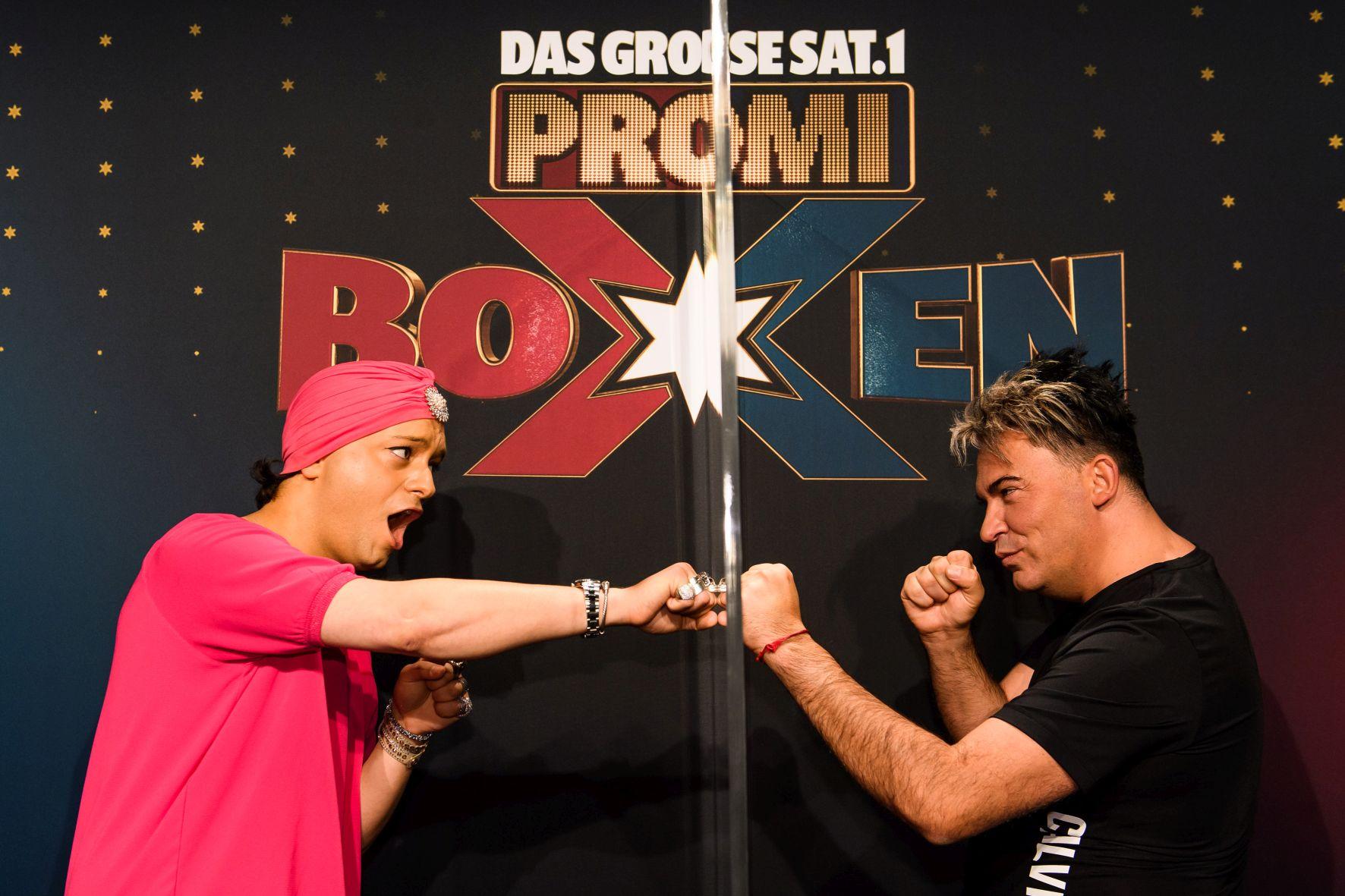 Promiboxen 2020 - Carina Spack vs. Jade Britani Übach