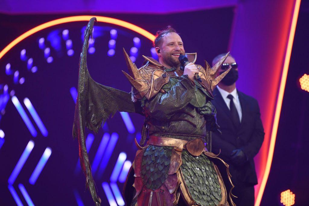 The Masked Singer 2020 - Gregor Meyle ist der Drache
