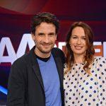 Paarduell XXL – Oliver Mommsen mit seiner Frau Nicola