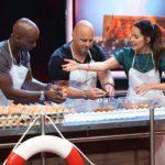 Grill den Henssler - Die neue Kocharena - Dave Davis, Detlef Steves und Johanna Klum
