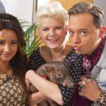 Das perfekte Promi Dinner - Dschungel Spezial - Gabby, Melanie und Julian