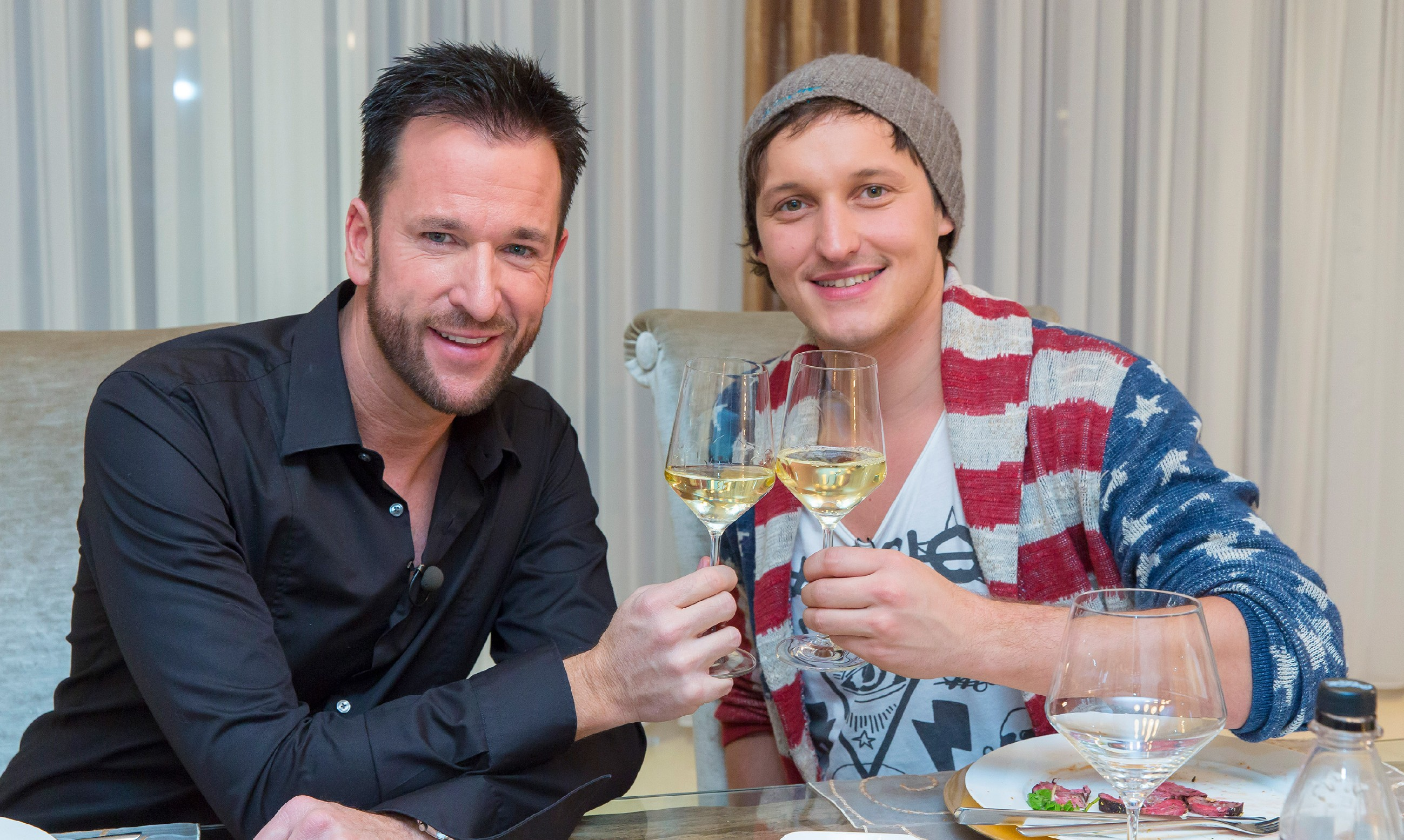Das Perfekte Promi Dinner Dschungel Spezial Michael Wendler Und