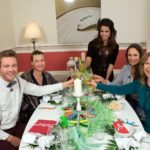 Das perfekte Promi Dinner - Jörn Kamphuis, Katrin Holtwick, Fernanda Brandao, Ilka Semmler und Marion Kracht
