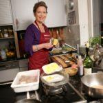 Das perfekte Promi Dinner - Marion Kracht in der Küche