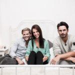 Das perfekte Promi Dinner - Bachelor Spezial - Juliane Ziegler, Paul Jankie und Jan Kralitschka