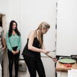 Das perfekte Promi Dinner - Bachelor Spezial - Jan Kralitschka, Juliane Ziegler und Anna Hofbauer