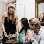 Das perfekte Promi Dinner - Bachelor Spezial - Anna Hofbauer, Juliane Ziegler und Paul Janke