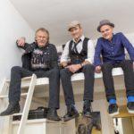 Promi Dinner - Henning Krautmacher, Frank Reudenbach und Oliver Niesen