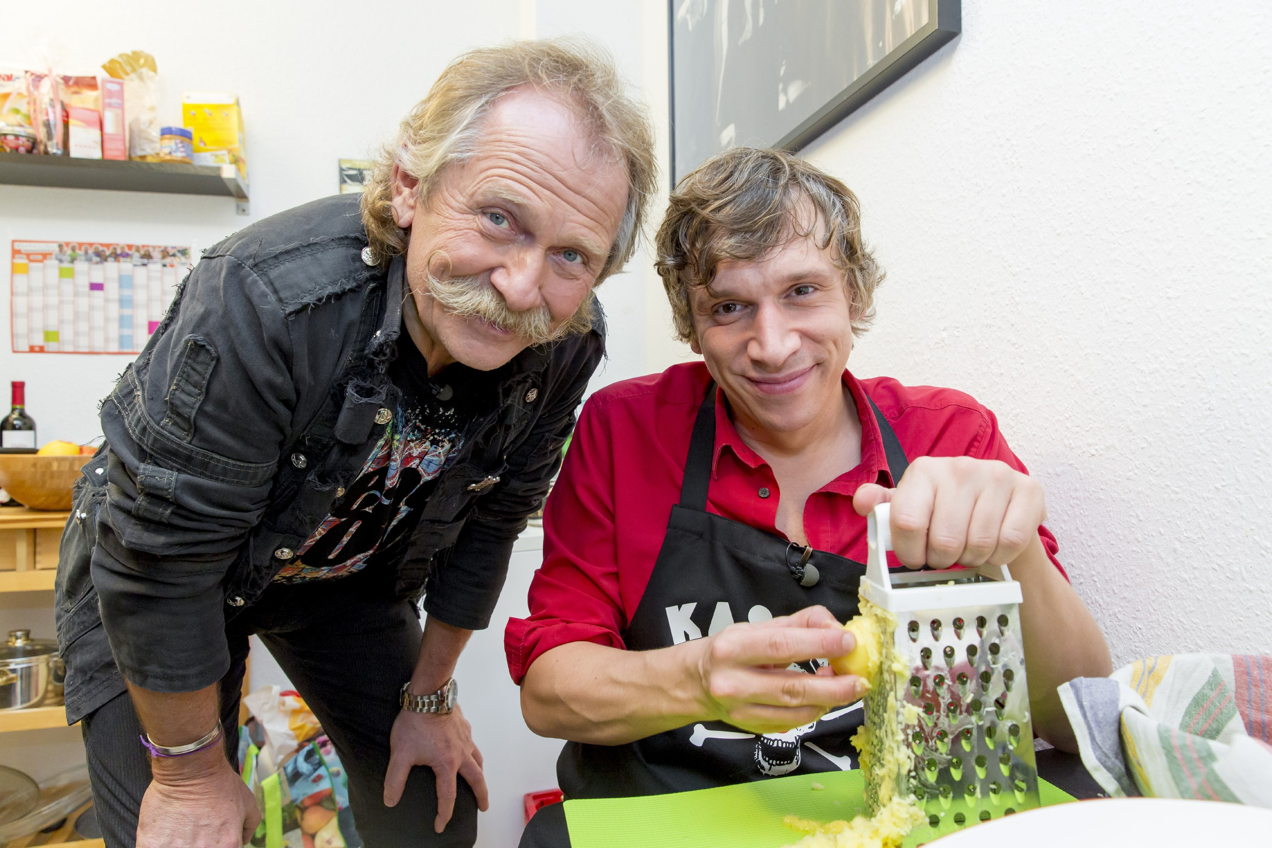 Promi Dinner Karneval Spezial - Henning Krautmacher und Bastian Campmann