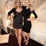 Promi Dinner - Dschungel-Spezial - Maren Gilzer und Sara Kulka