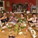 Promi Dinner Bauer sucht Frau-Spezial - Gunther, Sebastian, Uwe, Iris, Katja und Marcel