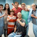 Club der roten Bänder - Albert Espinosa am Set der Serie