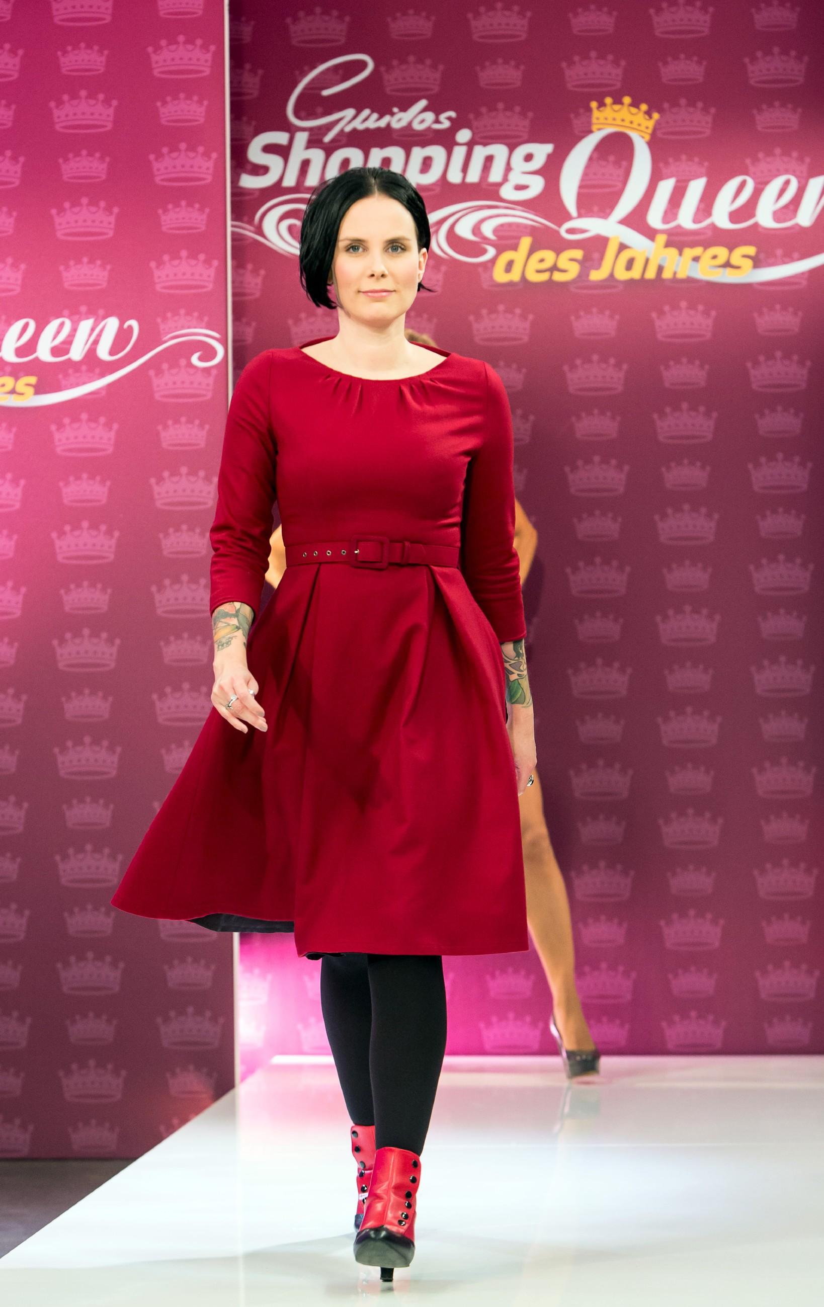 Guidos Shopping Queen des Jahres 2015 - Kandidatin Anne Martin