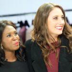 Guidos Shopping Queen des Jahres 2015 - Karen Grubitzsch mit Motsi Mabuse