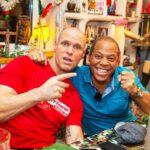 Das perfekte Promi Dinner -Dschungel-Spezial - Thorsten Legat und Ricky Harris
