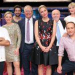 Grill den Henssler 2016 - Das Team der Sendung vom 17