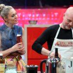 Grill den Henssler 2016 Folge 3 - Moderatorin Ruth Moschner und Christian Berkel