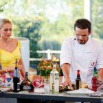 Grill den Henssler - Ruth Moschner und Steffen Henssler