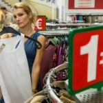 Promi Shopping Queen - Tanja Wenzel beim Shoppen