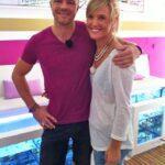 Goodbye Deutschland! Viva Mallorca! - Gregor und Sandra mit ihrem Fish Spa in Peuera