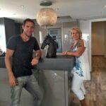 Goodbye Deutschland! Viva Mallorca! - Luxusmakler Marcel Remus mit seiner Frau Silke