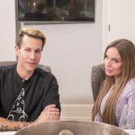 Promi Dinner Dschungel Spezial 2017 - Florian Wess und Gina-Lisa Lohfink