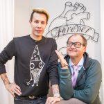 Promi Dinner Dschungel Spezial 2017 -Florian Wess und Markus Majowski