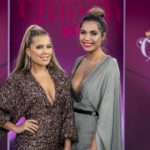 Guidos Shopping Queen des Jahres - Kandidatin Christina Lainer und Sylvie Meis