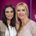 Guidos Shopping Queen des Jahres - Kandidatin Andrea Jakzewski und Lilly Becker