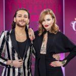 Guidos Shopping Queen des Jahres - Kandidatin Sophie Gotzmann und Riccardo Simonetti