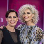 Guidos Shopping Queen des Jahres - Kandidatin Christine Frank und Angelina Kirsch