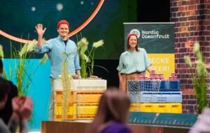 Die leckerste Idee Deutschlands - Jacob von Manteuffel und Deniz Ficicioglu mit Nordic Oceanfruit Meeressalat