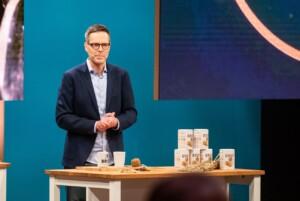Die leckerste Idee Deutschlands - Lars Hampel mit Minutenbrot