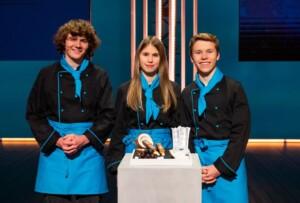 Die leckerste Idee Deutschlands - Leon Gilges, Alina Schrainer und Christian Spinnrath mit dem Immunbar Dattel-Kokos-Riegel