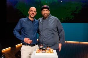 Die leckerste Idee Deutschlands - Martin Block und Walter Schnerring mit Die fette Kuh Bacon Jam