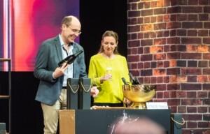 Die leckerste Idee Deutschlands - Esther Pfaff und Stefan Hitzler mit Chocolate in a Bottle