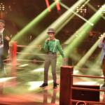 The Voice Kids 2016 Battles - Felix, Maxime und Illan