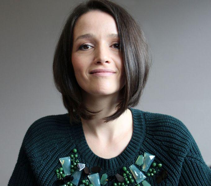 Kaja Schmidt-Tychsen spielt Jenny Steinkamp