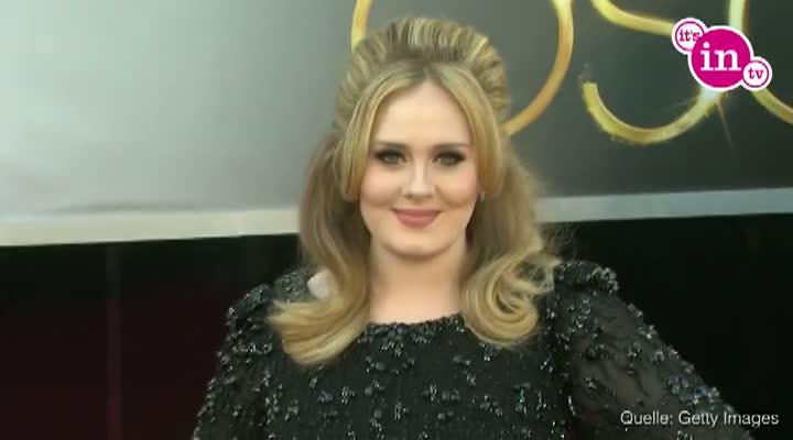 Am 20. November kommt die Platte raus, und auch andere Stars sind schon ganz im Adele-Fieber.