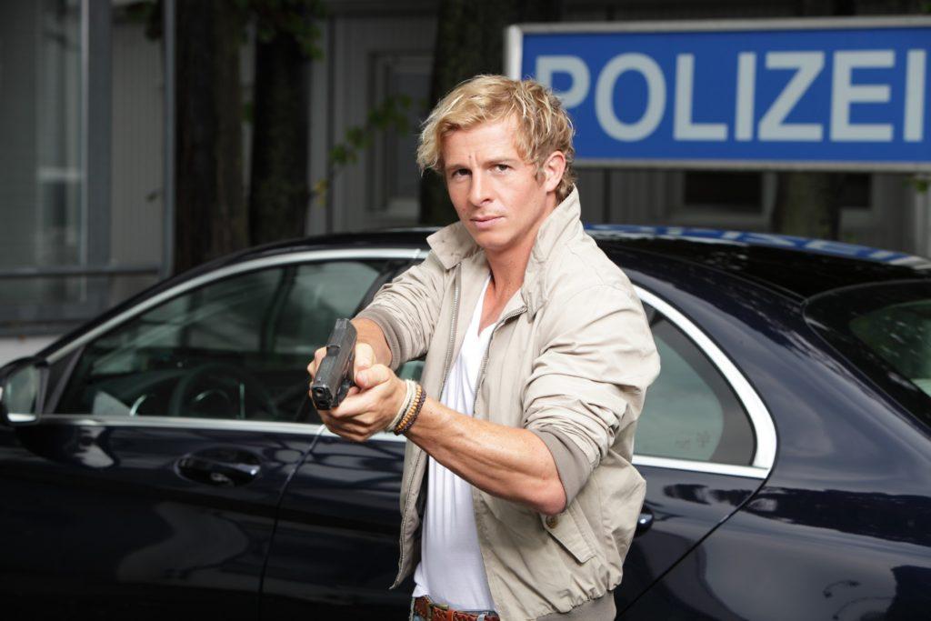 "Daniel Roesner spielt Paul Renner in ""Alarm für Cobra 11"""