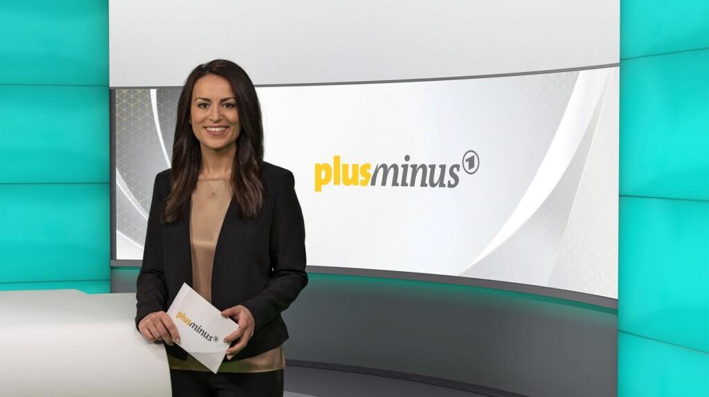 Alev Seker, SWR Moderatorin von Plusminus.