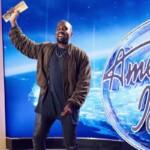 Kanye West im Recall bei American Idol