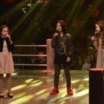 The Voice Kids - Anastasia, Marie-Sophie und Nick