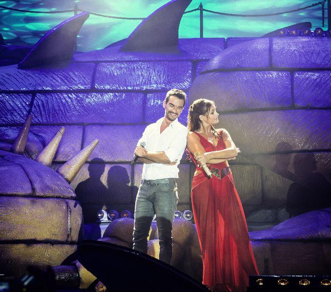 Andrea Berg und Florian Silbereisen