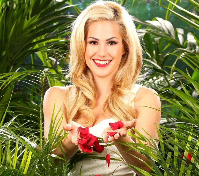 """Angelina Heger (22, Bachelor-Finalistin): """"Ich will mich im Dschungelcamp einfach durchbeißen."""""""