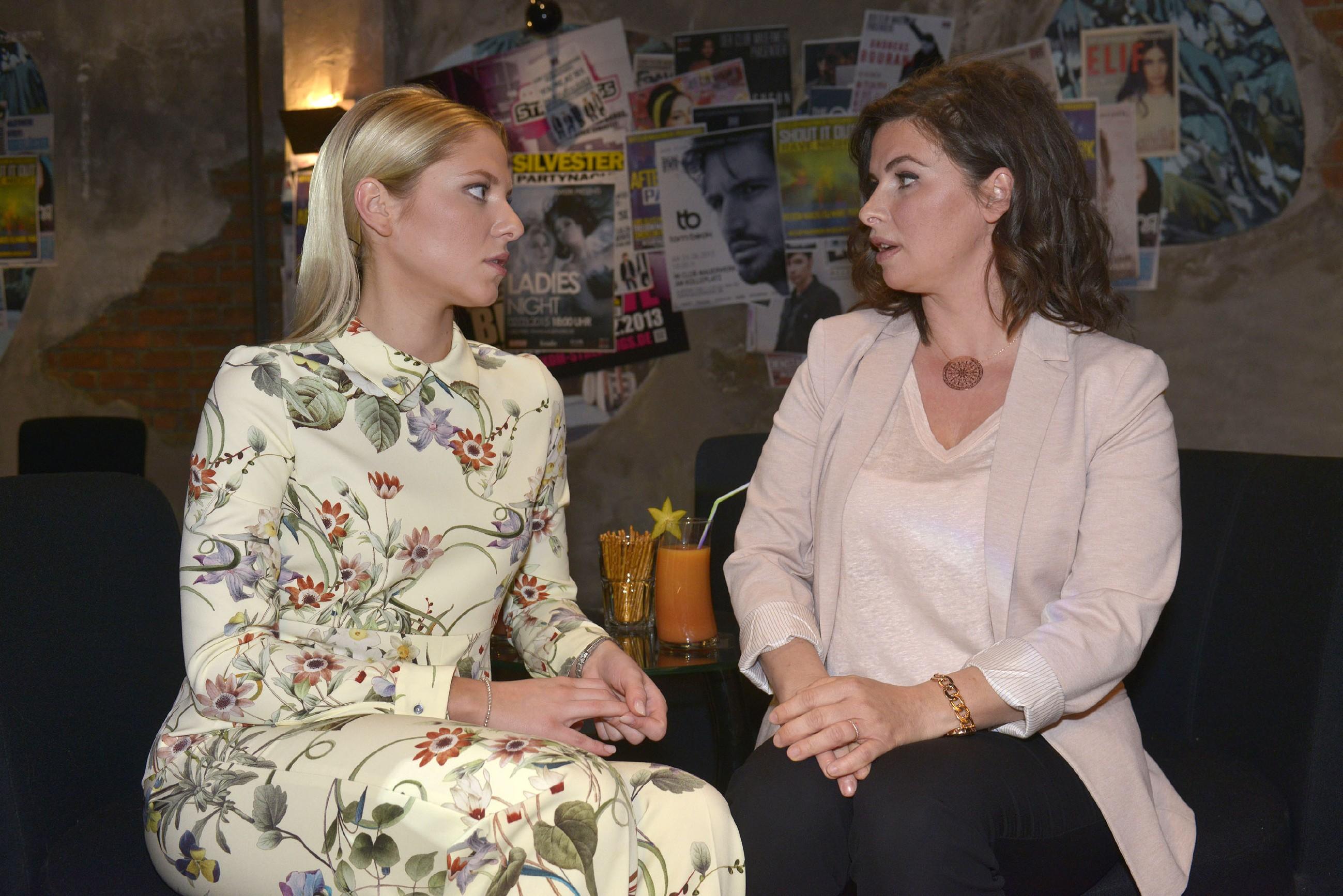 GZSZ Vorschau - Valentina Pehde und Anne Brendler