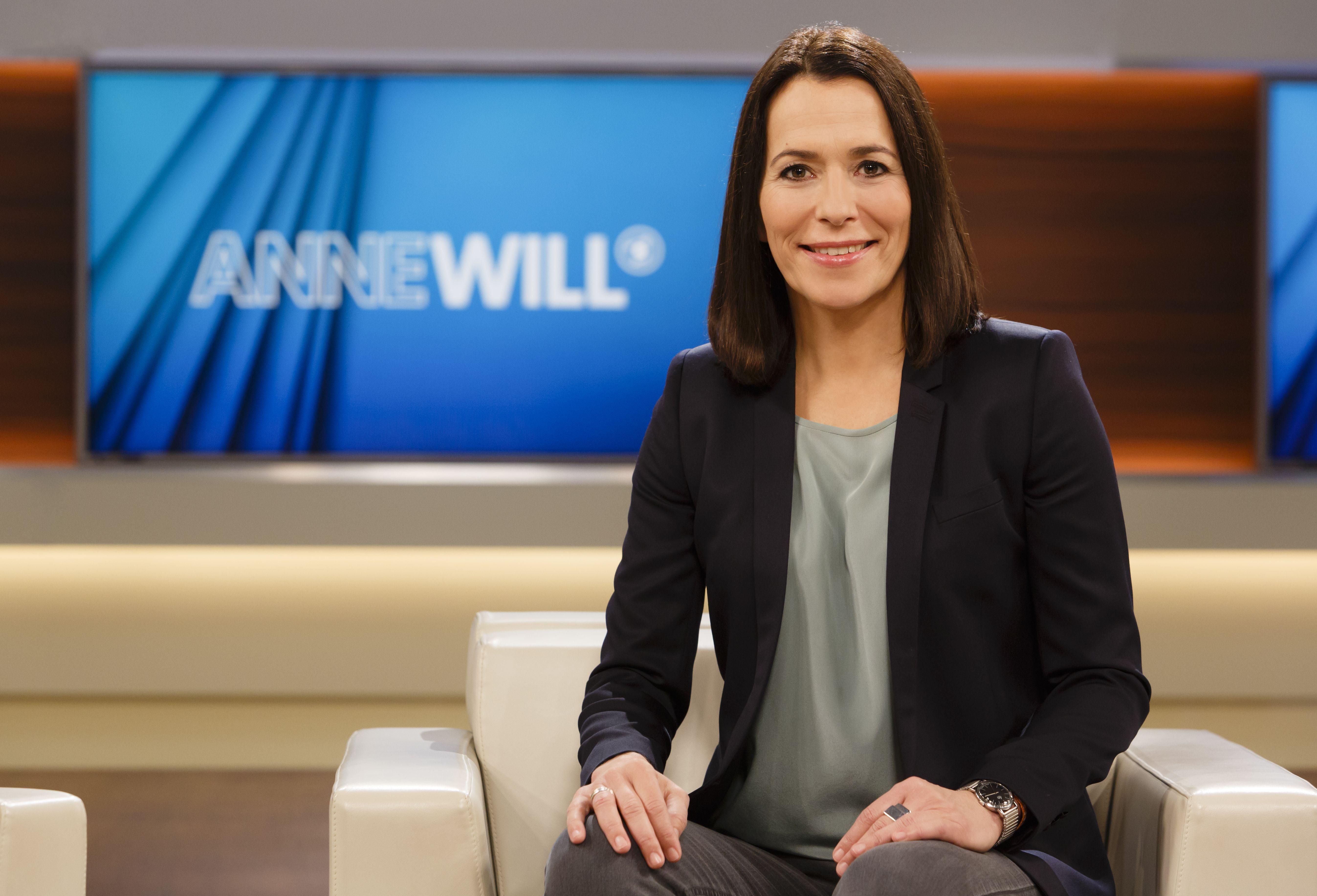 Anne Will - Thema und Gäste heute Abend in der ARD