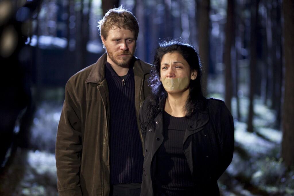 Kerstin Holm (Malin Arvidsson), Dag Lundmark (Henrik Norlen)